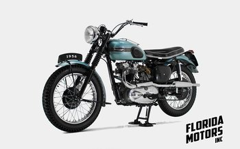 1956 Triumph Trophy for sale 200515021