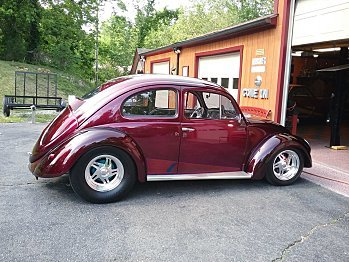 1956 Volkswagen Beetle for sale 100797182