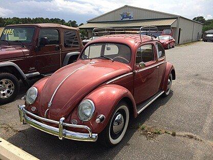 1956 Volkswagen Beetle for sale 100991588