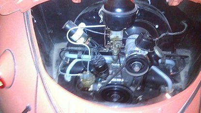 1956 Volkswagen Beetle for sale 100730292