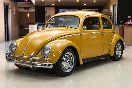 1956 Volkswagen Beetle for sale 100750179