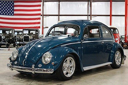 1956 Volkswagen Beetle for sale 100887356