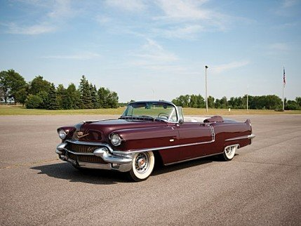 1956 cadillac Series 62 for sale 101017749