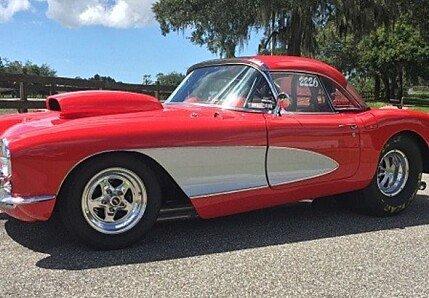 1956 chevrolet Corvette for sale 100988419