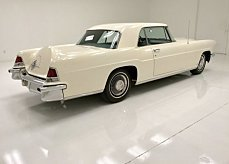 1956 lincoln Mark II for sale 101000418