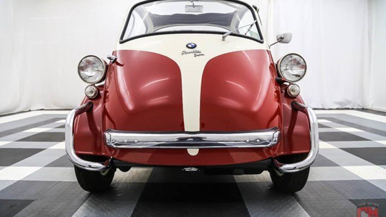 1957 bmw isetta for sale near hickory north carolina for Cosmo motors hickory north carolina