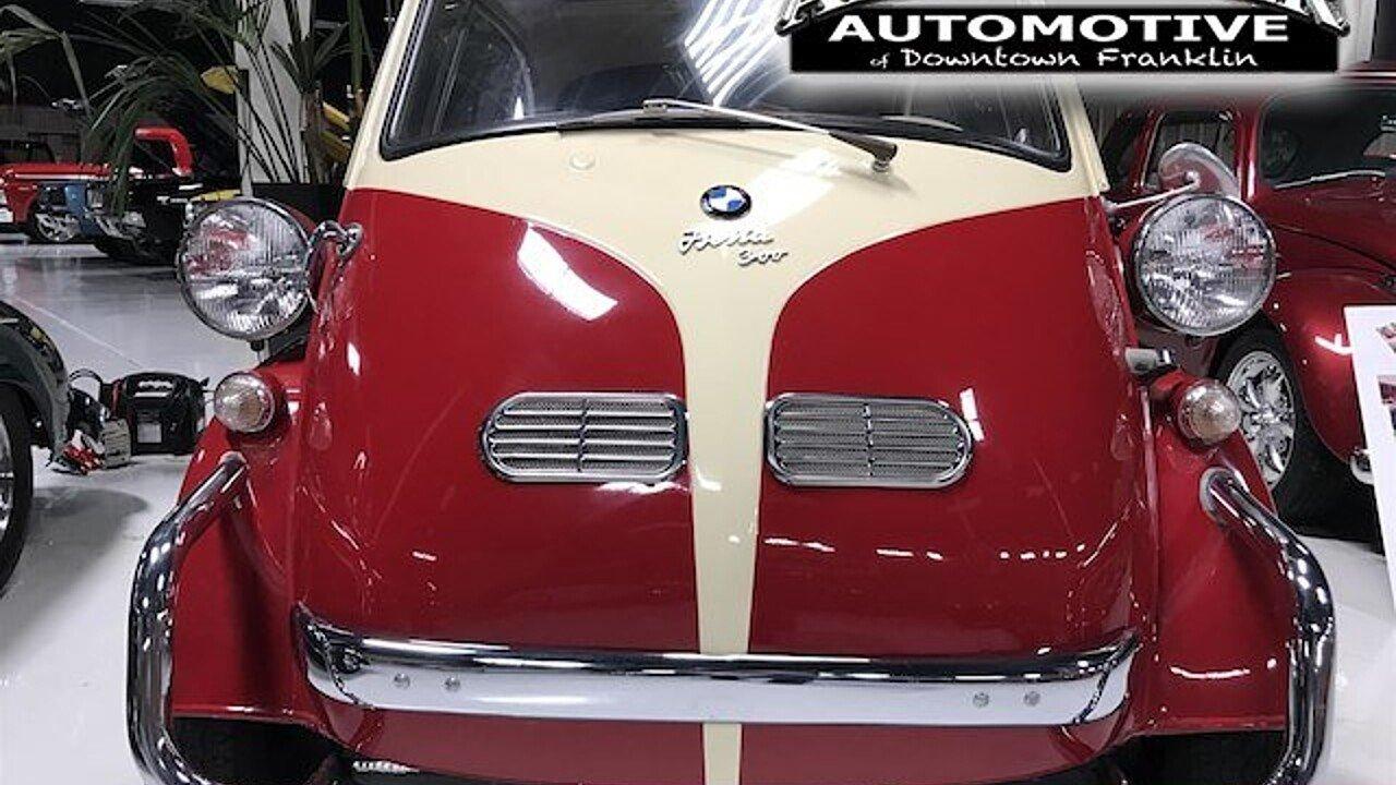 1957 BMW Isetta for sale near Franklin, Tennessee 37064 - Classics ...