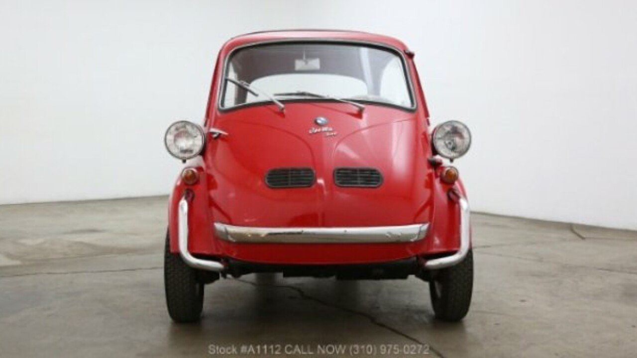 1957 BMW Isetta for sale near Los Angeles, California 90063 ...
