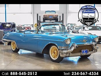 1957 Cadillac Eldorado for sale 100819897