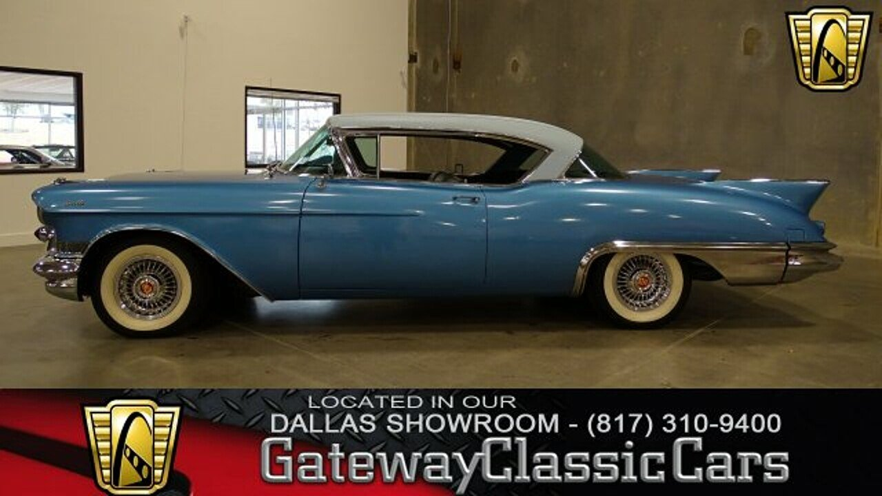 1957 Cadillac Eldorado for sale 100855142
