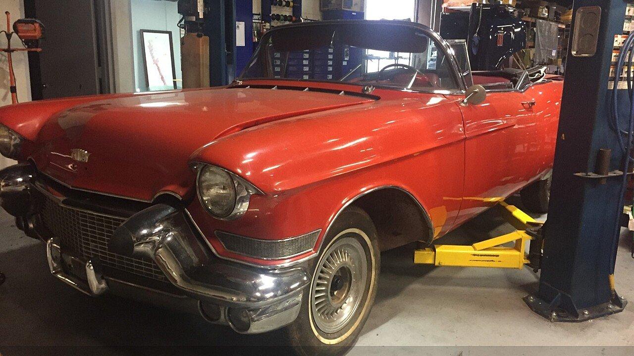 1957 Cadillac Eldorado for sale near Boca Raton, Florida 33487 ...