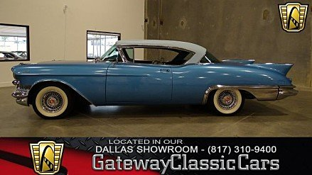 1957 Cadillac Eldorado for sale 100949890