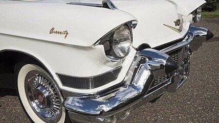 1957 Cadillac Eldorado for sale 100986033