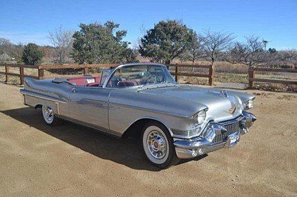 1957 Cadillac Series 62 for sale 100988092