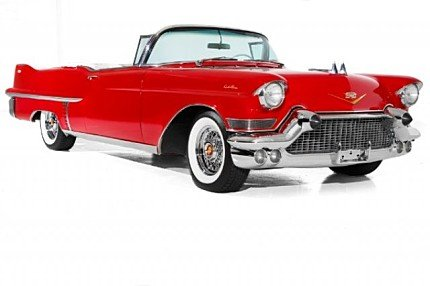 1957 Cadillac Series 62 for sale 100989345