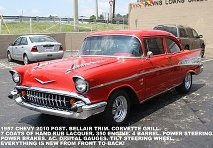 1957 Chevrolet 210 for sale 100793579