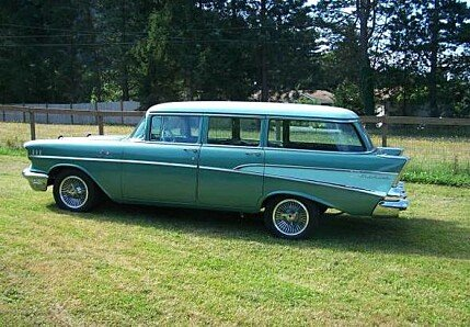 1957 Chevrolet 210 for sale 100793692