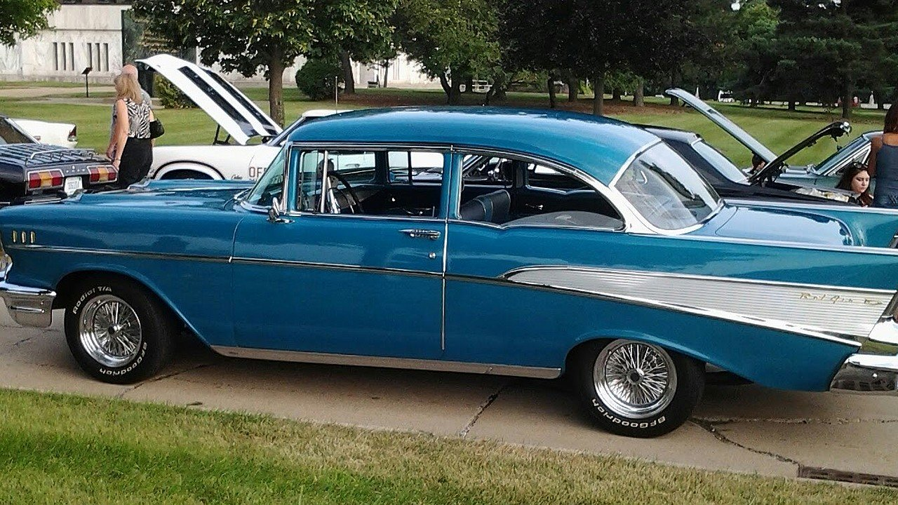 1957 Chevrolet 210 for sale 100927879