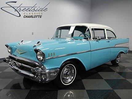1957 Chevrolet 210 for sale 100880654
