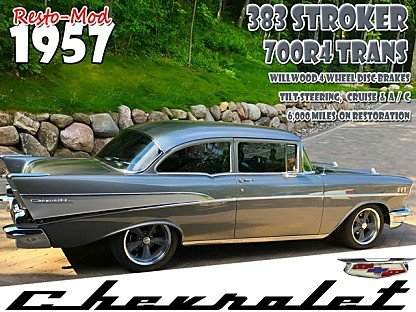 1957 Chevrolet 210 for sale 100888675