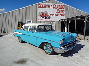 1957 Chevrolet 210 for sale 101043813