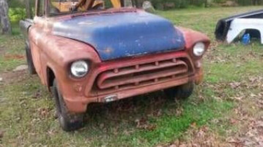 1957 Chevrolet 3100 for sale 100961471