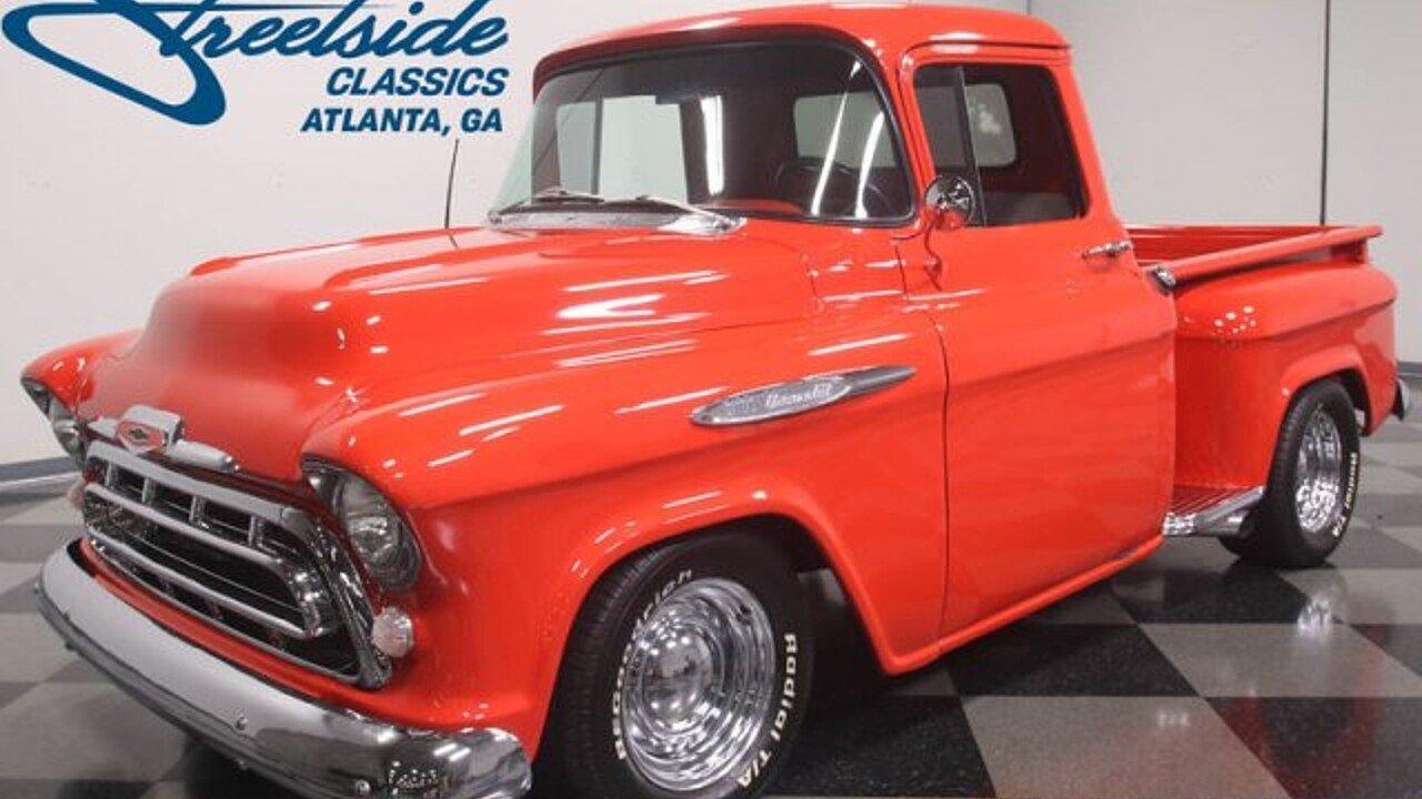 1957 Chevrolet 3100 for sale near Lithia Springs, Georgia 30122 ...