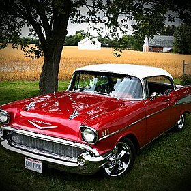 1957 Chevrolet Bel Air for sale 100755116