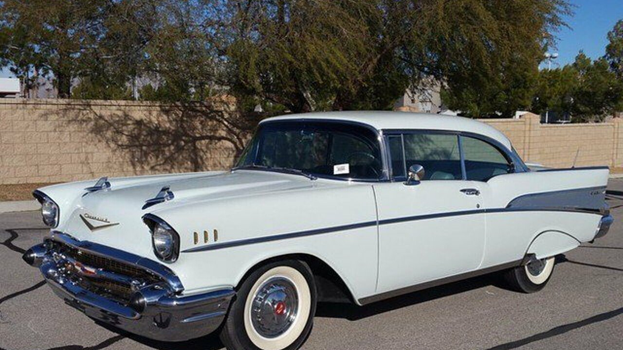 1957 Chevrolet Bel Air for sale 100734935