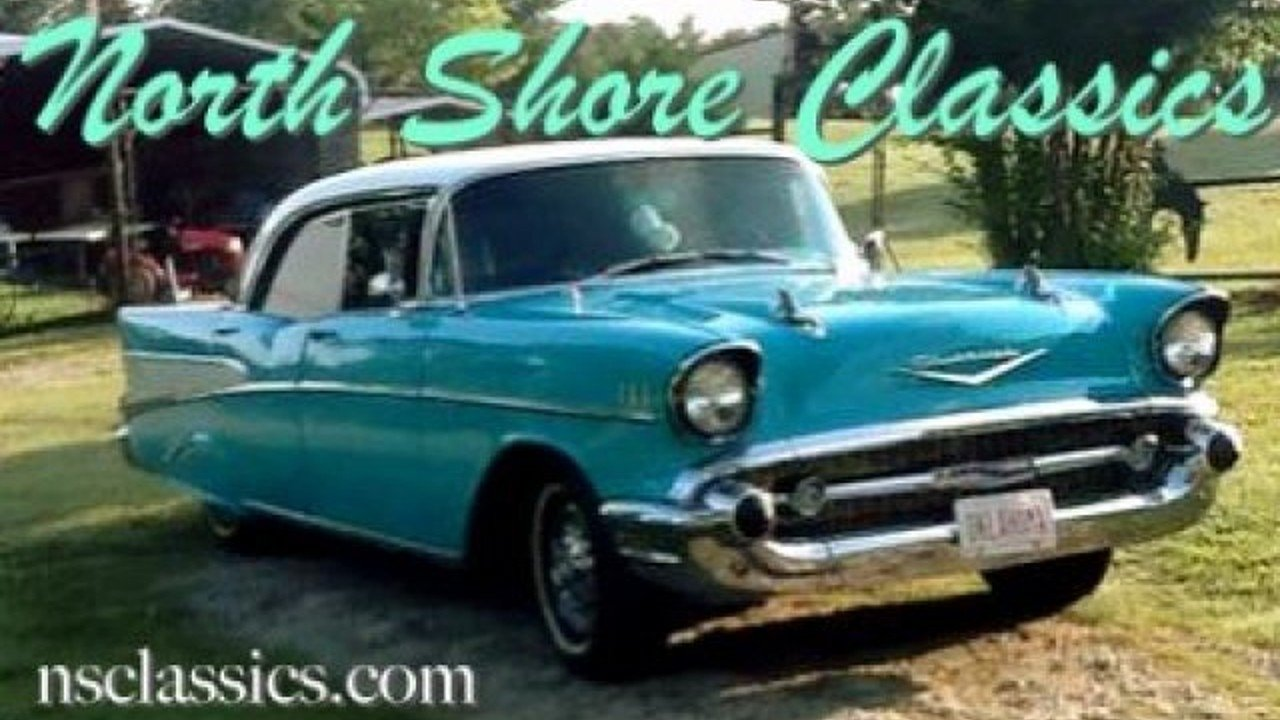 1957 Chevrolet Bel Air for sale 100775750