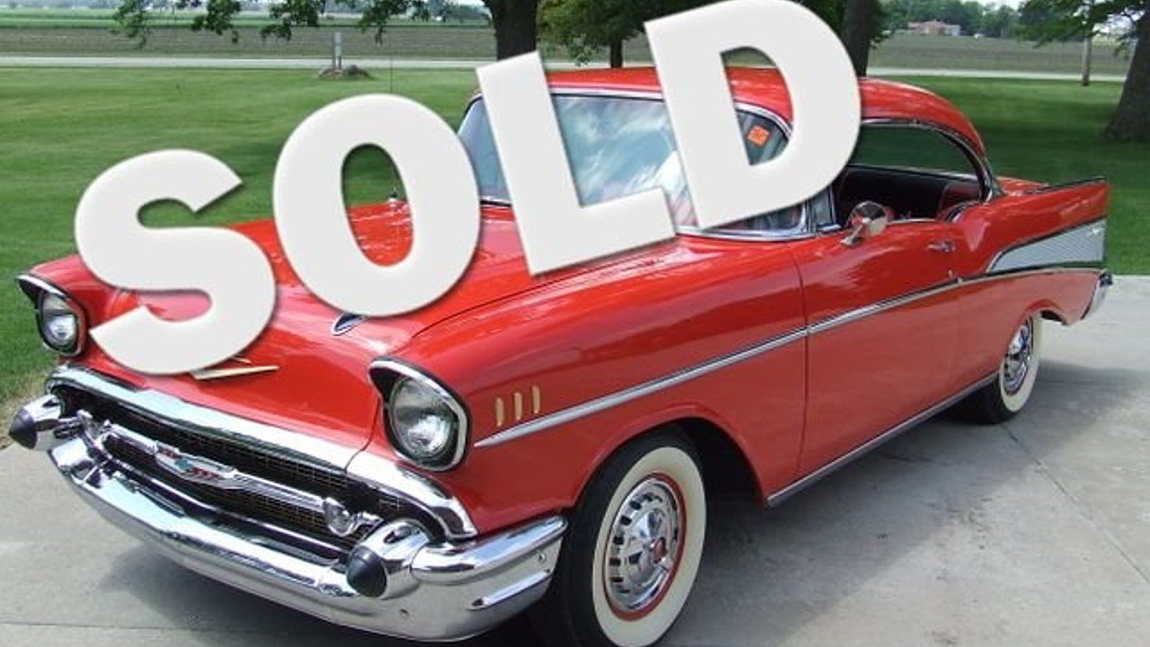 1957 Chevrolet Bel Air for sale 100805974