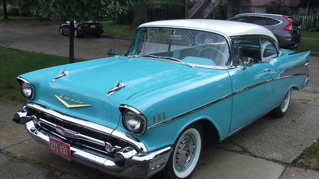 1957 Chevrolet Bel Air for sale 100805975