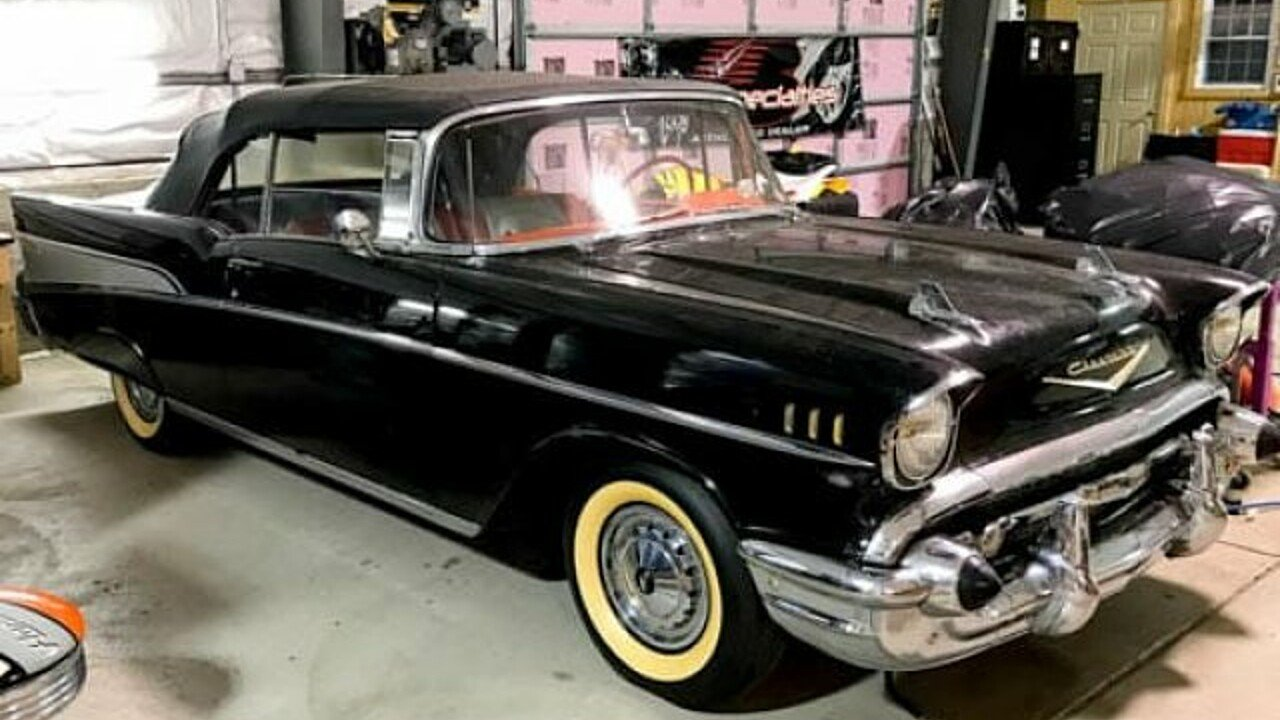 1957 Chevrolet Bel Air for sale 100839218