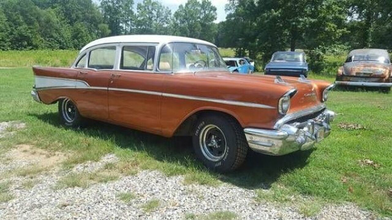 1957 Chevrolet Bel Air for sale 100846580