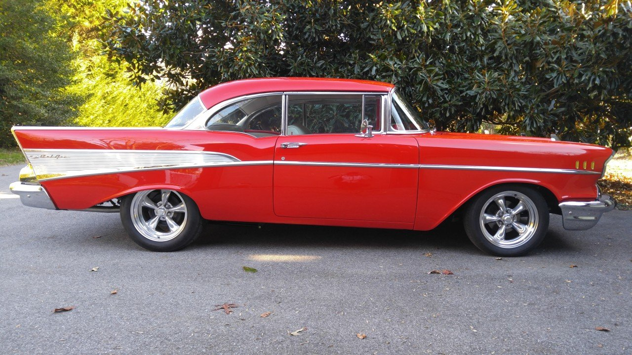 1957 Chevrolet Bel Air for sale near Annapolis Maryland