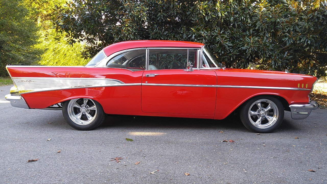 Chevrolet bel air hardtop for sale upcoming chevrolet - 1957 Chevrolet Bel Air For Sale 100849286