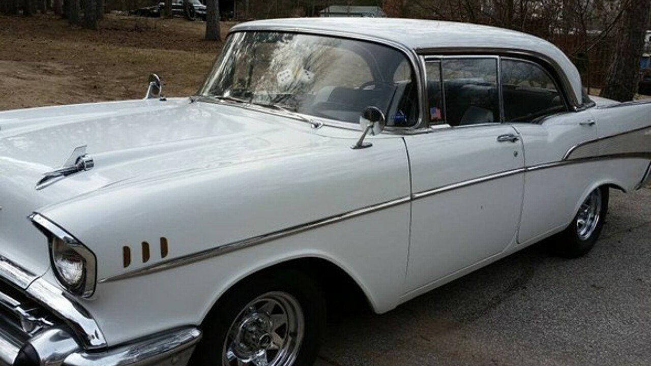1957 Chevrolet Bel Air for sale 100860477