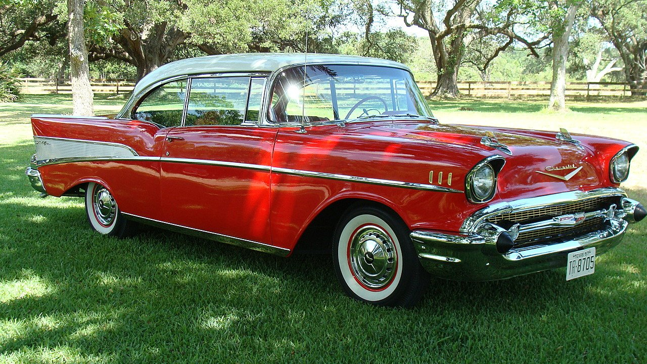 1957 Chevrolet Bel Air for sale 100870097