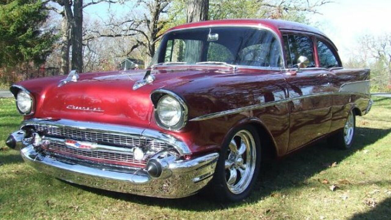 1957 Chevrolet Bel Air for sale 100880672