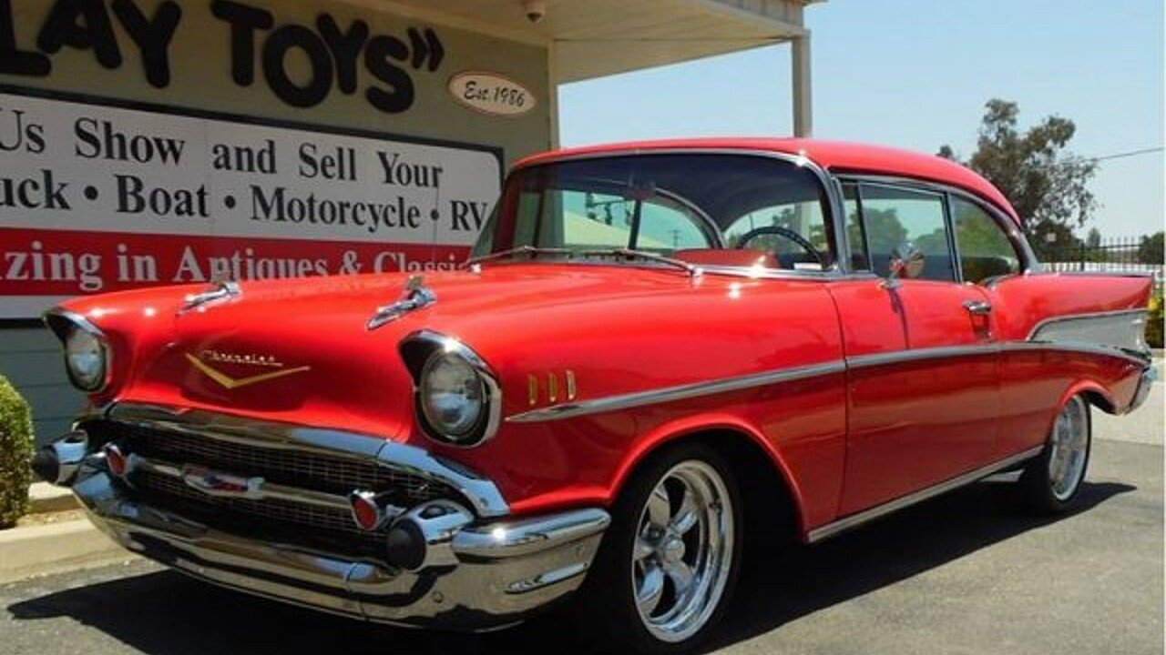 1957 Chevrolet Bel Air for sale 100888830