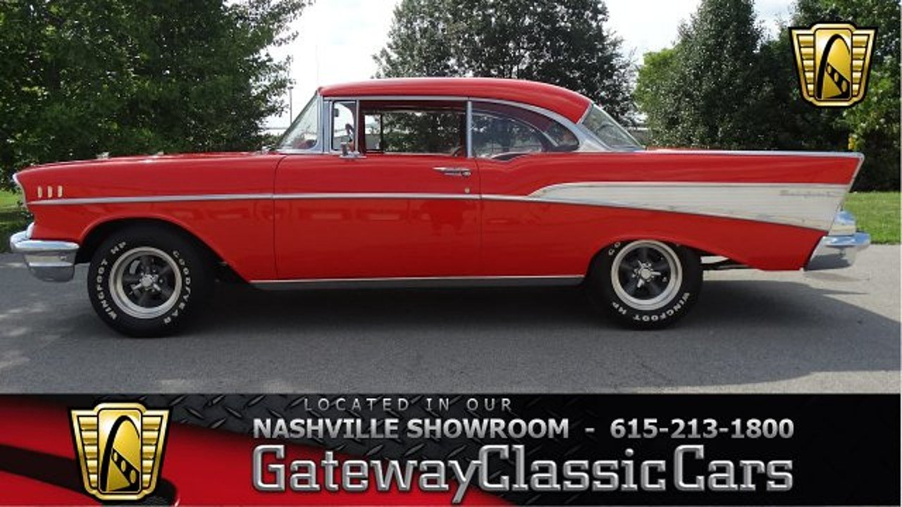 1957 Chevrolet Bel Air for sale 100890523