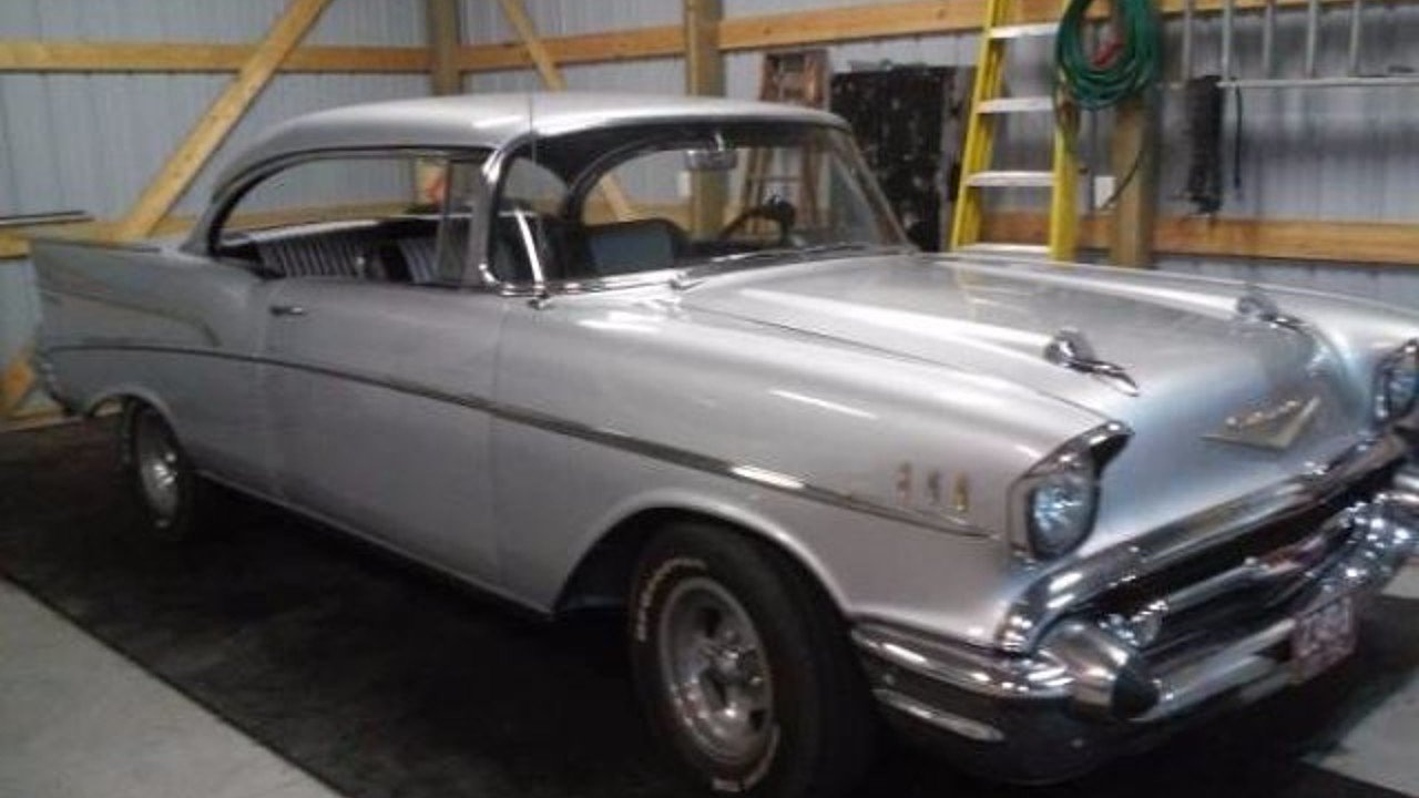 1957 Chevrolet Bel Air for sale 100900239