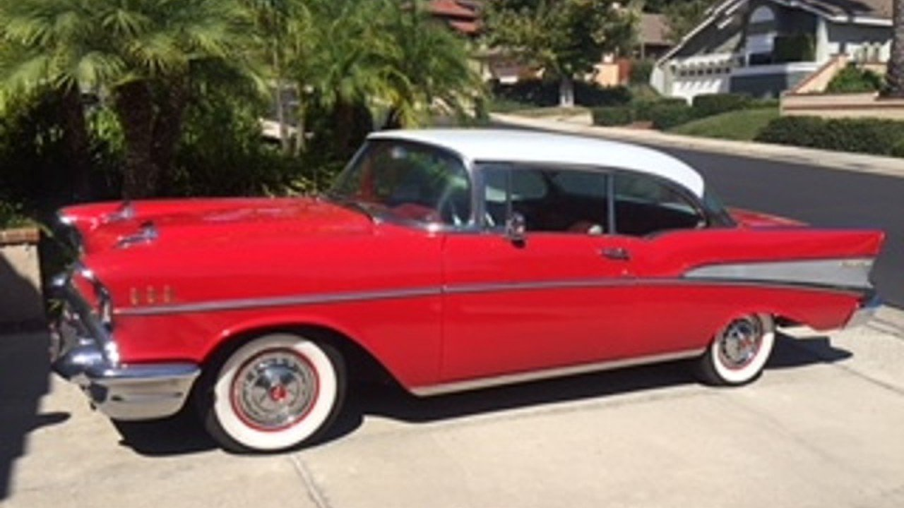 1957 Chevrolet Bel Air for sale near Scottsdale, Arizona 85258 ...