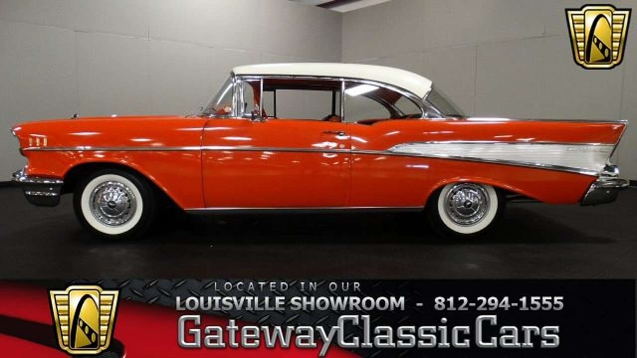 1957 Chevrolet Bel Air for sale 100948798