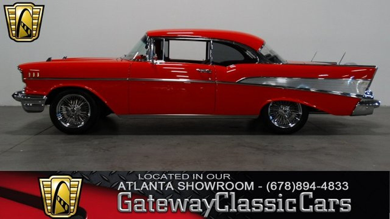 1957 Chevrolet Bel Air for sale 100949596