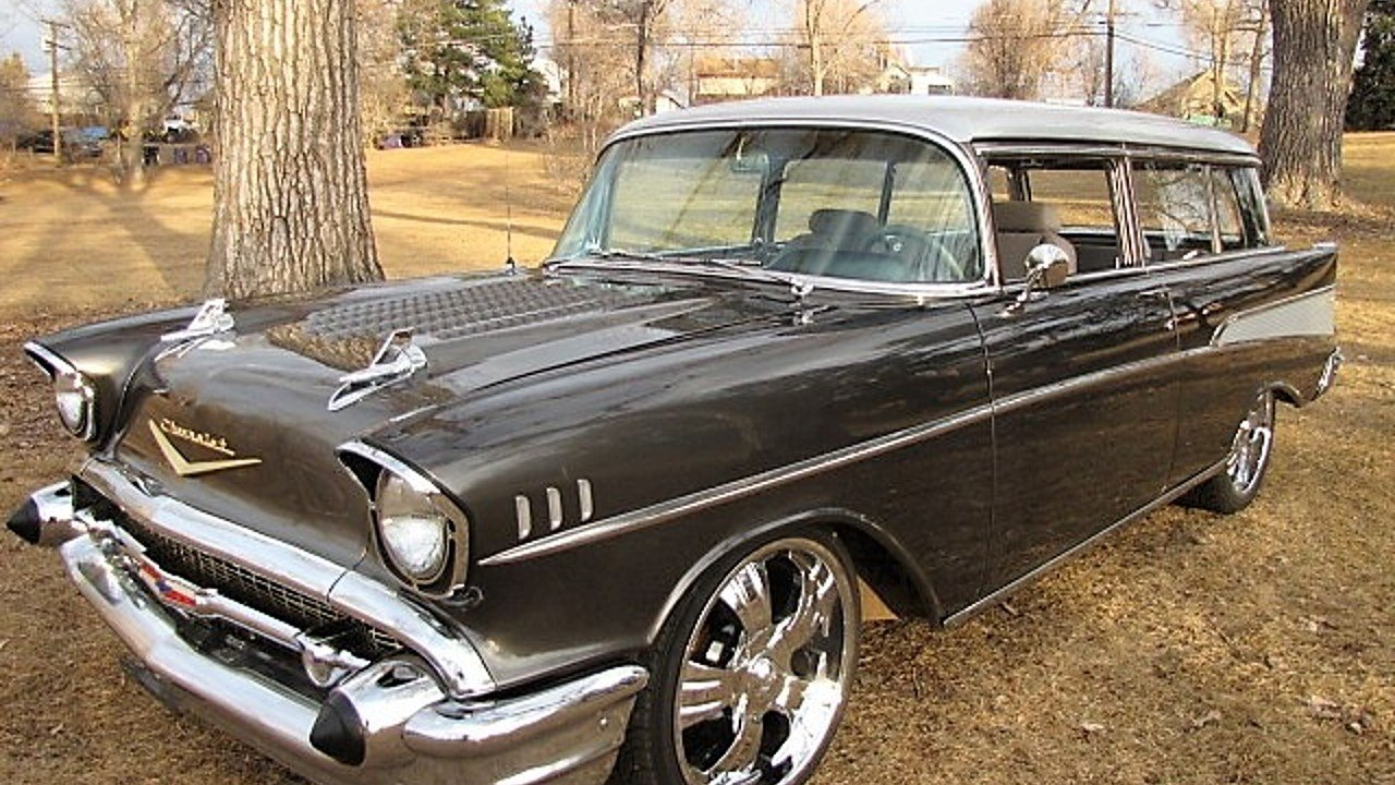 1957 Chevrolet Bel Air for sale 100952294