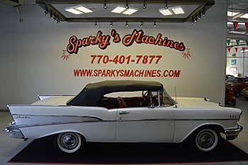 1957 Chevrolet Bel Air for sale 100959323