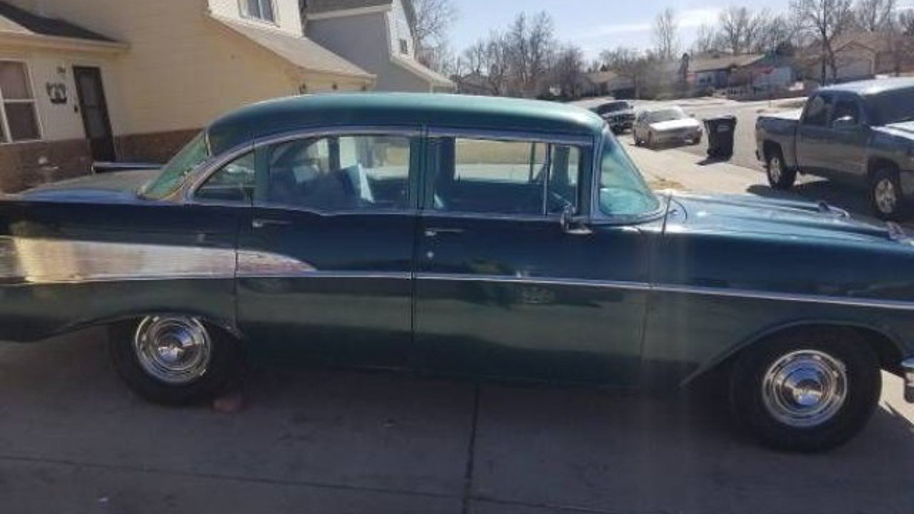 1957 Chevrolet Bel Air for sale 100966744