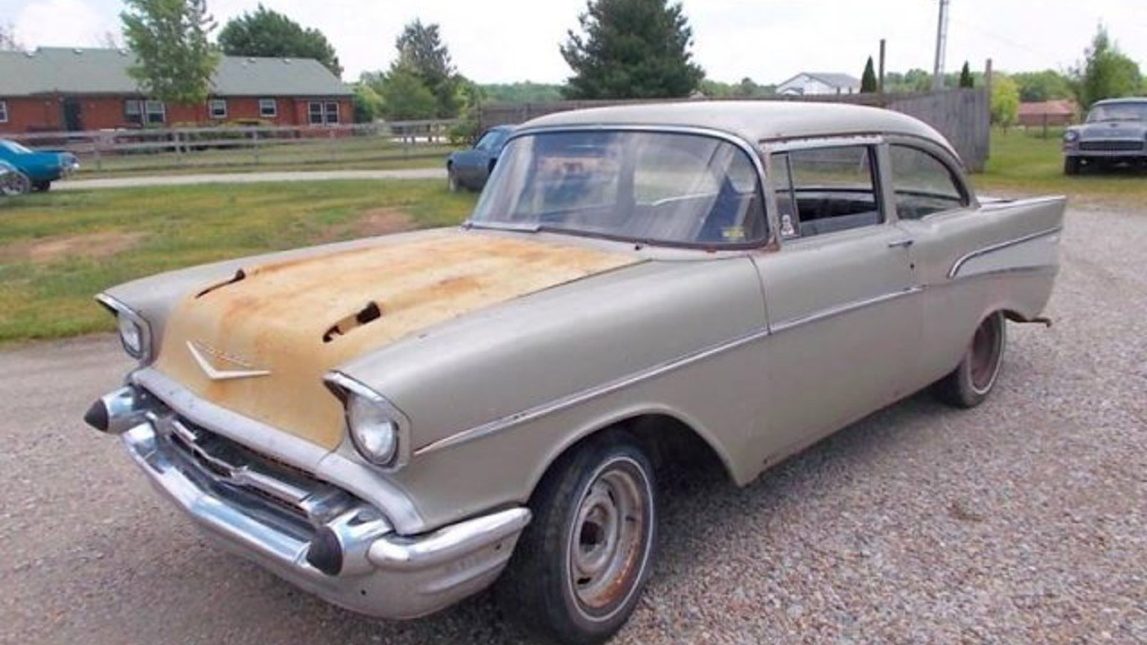 1957 Chevrolet Bel Air for sale 100992231