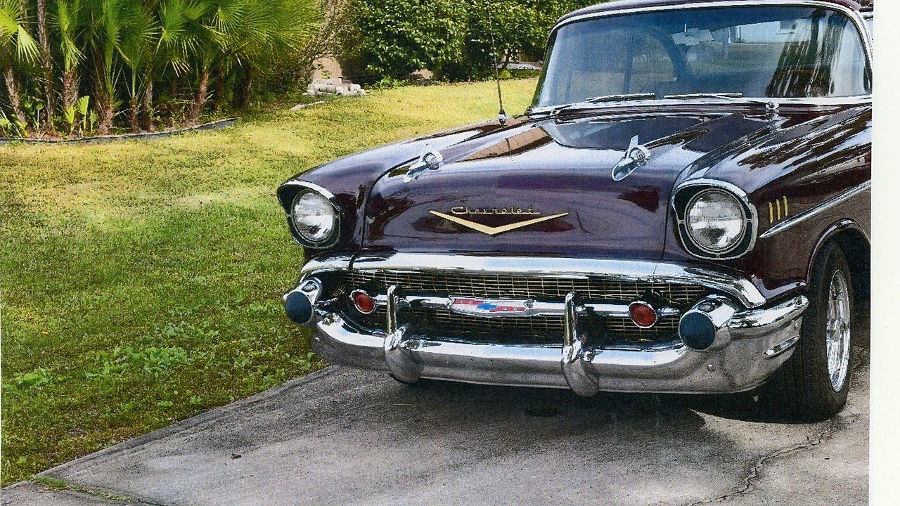 1957 Chevrolet Bel Air for sale 101005055